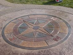 Nautical Concrete Stamp Google Search Outdoors