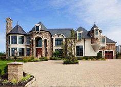 The one!! Exterior | Lehigh Valley Custom Builder | Lehigh Valley Custom Home Builder | Luxury Home Builder | Christian Scheuermann Construction | Christian Scheuermann | 3rd Generation Builder