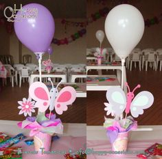 """Photo 15 of 15: Birthday """"Fairies, butterflies and flowers"""" 