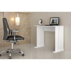 Mesa Titanium Benetil - Branco Fosco -Móveis e Colchões - Escrivaninhas - Walmart.com R$149