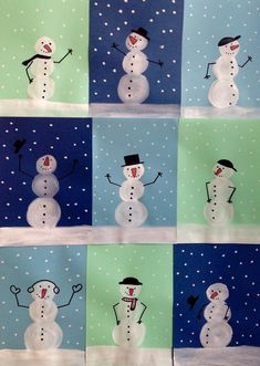 Terrific Free Snowmen crafts kindergarten Concepts Snowman Christmas time projects can certainly sometimes be designed all of winter long as well as le Concepts crafts Free kindergarten snowmen Terrific Christmas Crafts For Kids, Xmas Crafts, Winter Christmas, Diy Crafts For Kids, Kids Christmas, Art For Kids, Winter Activities, Art Activities, Winter Art Projects