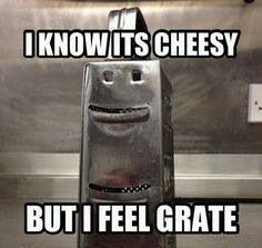 Cheesy