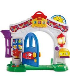 Buy Fisher-Price Laugh & Learn Learning House at Argos.co.uk, visit Argos.co.uk to shop online for Baby activity toys