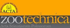 Acta Scientiarum Polonorum - seria Zootechnica    http://asp.zut.edu.pl/?plik=toc_pl=11=3=2012