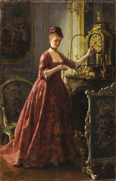 Alfred Émile Léopold Stevens - Date unknown