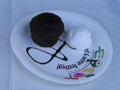 Samuel Adams Chocolate Cream Stout Cake recipe served at Food and Wine Festival at EPCOT in Disney World