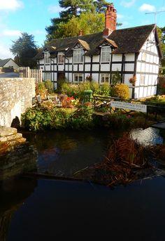 Eardisland, Herefordshire, England, UK