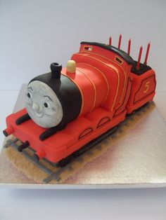 James the Red Engine!