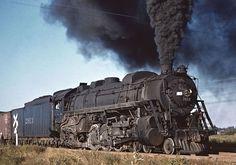 ICRR 4-8-2 locomotive #2613
