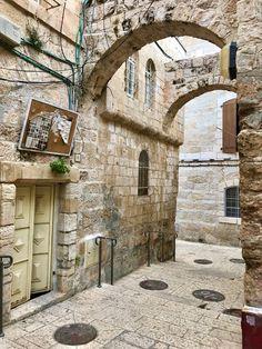Armenian Quarter, o bairro Armênio em Jerusalém