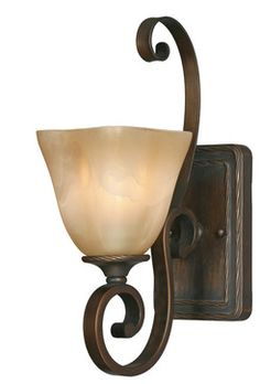 Meridian 1-Light Wall Sconce traditional wall sconces