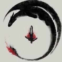 how to train your dragon tattoo - Cerca con Google
