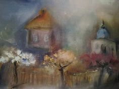 Peisaj Art Database, Art History, Contemporary, Landscape, Romania, Paintings, Scenery, Paint, Painting Art