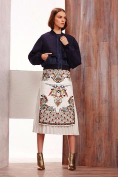 BCBG Max Azria Pre-Fall 2015 (7)  - Shows - Fashion