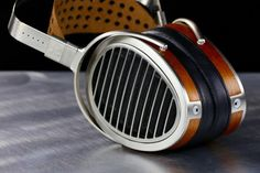 The $3,000 HiFiMAN HE1000 - Tiny Innovations Deliver Massive Headphone Sound Quality The headphone.com offices in Livingston, Montana have a spectacular close-u Over Ear Headphones, Livingston Montana, Speakers, Offices, Stuff To Buy, Office Spaces, Loudspeaker