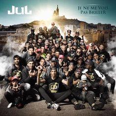 Je ne me vois pas briller, a song by Jul on Spotify Kalash, Vendetta, Hip Hop, Songs 2017, Madonna, Album Covers, Blue And White, Entertaining, Concert