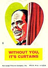 Without You, It's Curtains