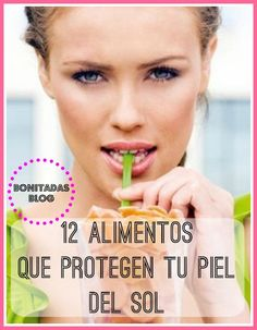 Protect you skin from sun damage with these foods