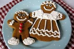 I Love My Cute Little Gingerbread Men...  ...use your Imagination & Talents!!!  You can make So Many different ones & ALWAYS a Party Favorite, great for GIFTS & Exchanges too...!
