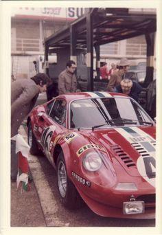 1972 Le Mans - Ferrari