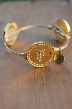 Bourbon and Boweties: SIGNATURE BANGLE