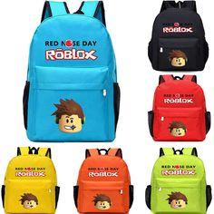 21341c30b5c ROBLOX Boys Girls Kids School Backpack Bags Children's Travel Backpack Book  Bag #fashion #clothing