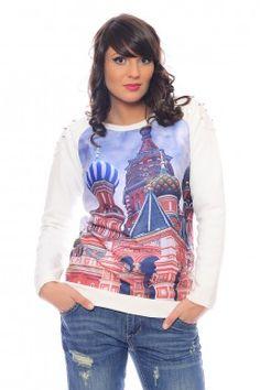 Дамска блуза RUSSIAN STYLE • Виж на: http://shopping-terapia.com/drehi-33/bluzi-puloveri-rizi-34/damska-bluza-russian-style-4276.html.html