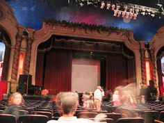 The Gateway Theatre was one of the larger neighborhood theatres built for the Balaban & Katz chain in Chicago, located in the Jefferson Park neighb. Jefferson Park, Opera House, The Neighbourhood, Chicago, Cinema, The Neighborhood, Movies, Movie Theater, Opera