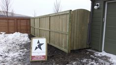 7 Foot High Fence Bastion Estate Style With 2x2 Pickets On