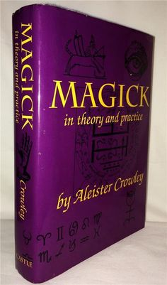 A WITCH'S BOOK OF SPELLS, RITUALS AND SEX MAGICK