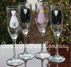 Cute, I am totally having an open bar at my wedding, no questions asked lol