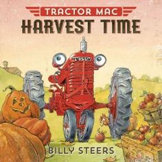 Tractor Mac and friends celebrate autumn festivals.