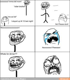 Very funny :) / iFunny :) Rage Comics