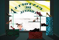 ISA Aventures by olaru ionut robert, via Behance