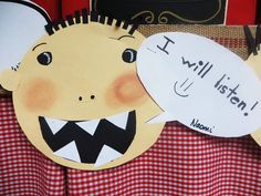 David Goes to School crafts - Google Search