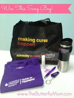 LLS Swag Bag #giveaway - Last Day to enter! #llstnt