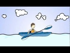 Kayak 101: Are you new to the sport of kayaking? Get the very foundational information on the sport of kayaking in this light-hearted cartoon feature. A quick and educational look at types of kayaks, stability, terminology, boat design and size which are all discussed in this brief 3-minute tutorial.