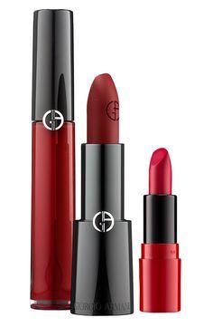 A lipstick survival kit