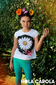 Hola Carola, primavera verano15. Moda infantil argentina
