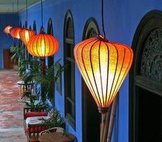 Cheong Fatt Tze Mansion - Penang / Malaysia