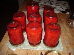 CANNING TOMATOES WITHOUT A PRESSURE CANNER:  Canning tomatoes is so easy!  Of all the vegetables I can each year, tomatoes have to be my favorite. Not only is the process easy, but I absolutely love canned tomatoes.  You're going to love having homemade canned tomatoes!