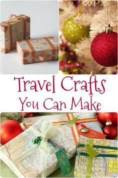Travel crafts are a great way to combine maps, souvenirs, and travel-themed decor with hands-on creativity and gift-giving options! Crafts To Make, Arts And Crafts, Diy Crafts, Travel Stamp, Travel Crafts, Travel Souvenirs, Travel Destinations, Travel Themes, Travel Activities