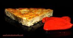 INGREDIENTES 4 Huevos (o 2 huevos + 2 claras de huevo) 250 gr de lomos de merluza 100 gr de gambas peladas 1 cebolla mediana 150 gr de...