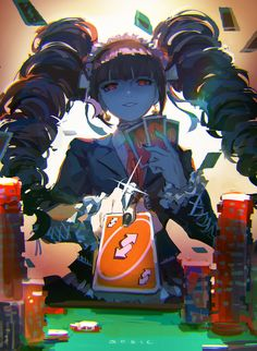 For fans of the murder-mystery visual novel series Danganronpa. Danganronpa Funny, Danganronpa Characters, Danganronpa Monokuma, Anime English, Danganronpa Trigger Happy Havoc, Arte Do Kawaii, Fanarts Anime, Animes Wallpapers, Aesthetic Anime