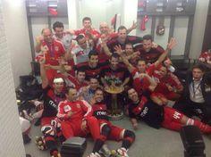 Benfica campeão europeu de hoquei patins