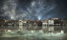 Reflections in Venice by Nieves Bautista