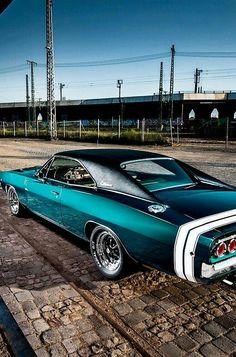 1968 Dodge Charger R/T LP
