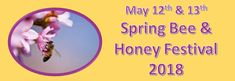2018 Spring Bee & Honey Festival