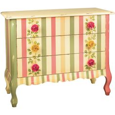 I pinned this Elise Chest from the Country Charm event at Joss and Main!