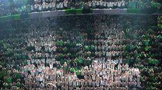 'Stadium' Euro 2012 Sponsorship, created for Carlsberg